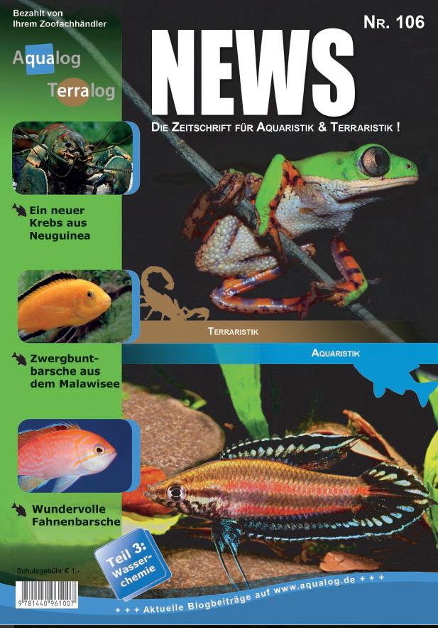 Aqualog news 106
