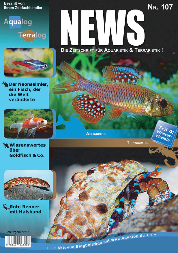 Aqualog news 107