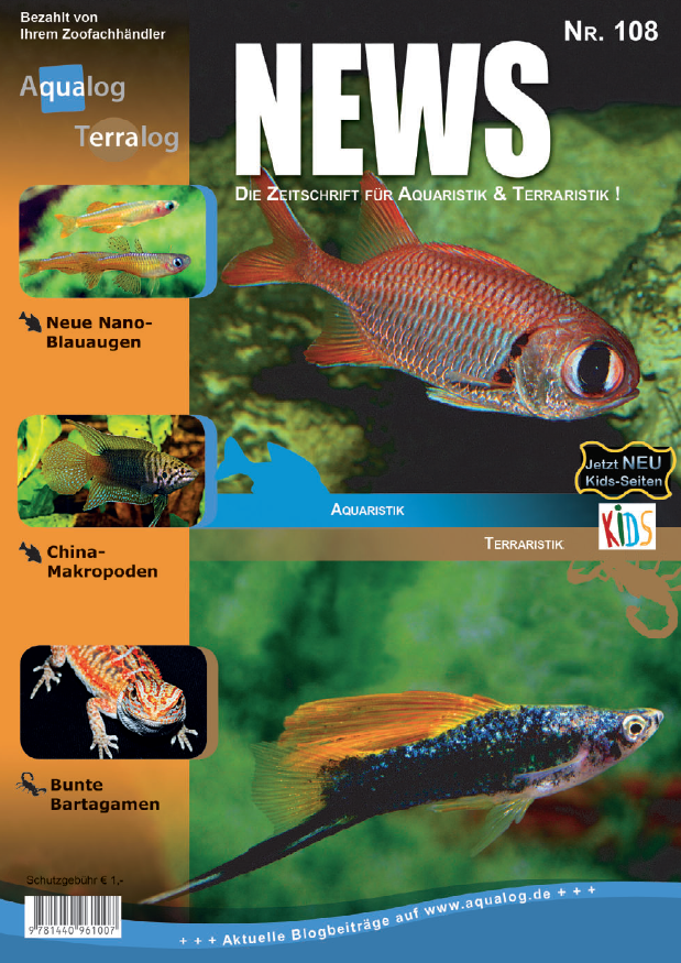 Aqualog news 108
