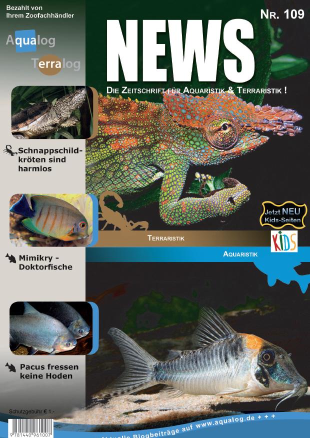 Aqualog news 109