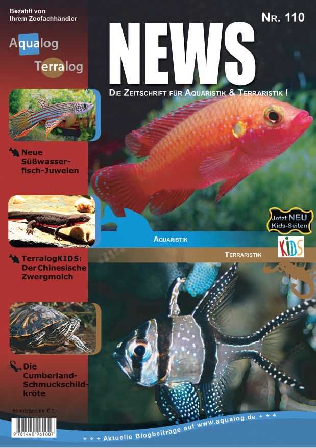 Aqualog news 110