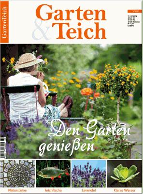 Garten teich 3 2017 for Goldfische teich sauerstoff